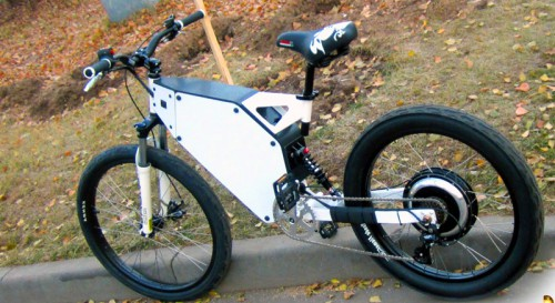 bicycles with an auxiliary electric drive